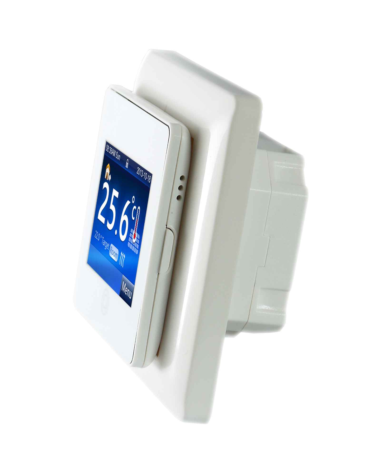 Touch Thermostat