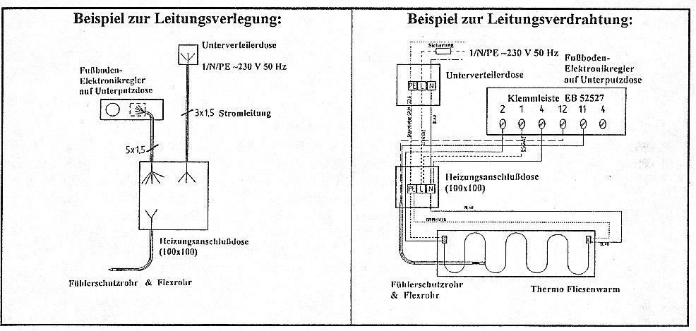 Leit1.jif low cost undertile underfloor heating in the bathroom kitchen electric underfloor heating wiring diagram at bayanpartner.co